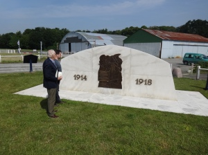 Air Services Memorial 1914-1918