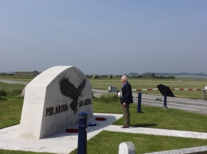 Air Services Memorial and aerodrome