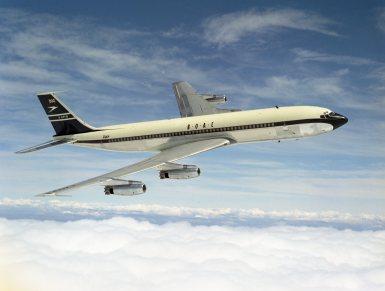 BOAC Boeing 707